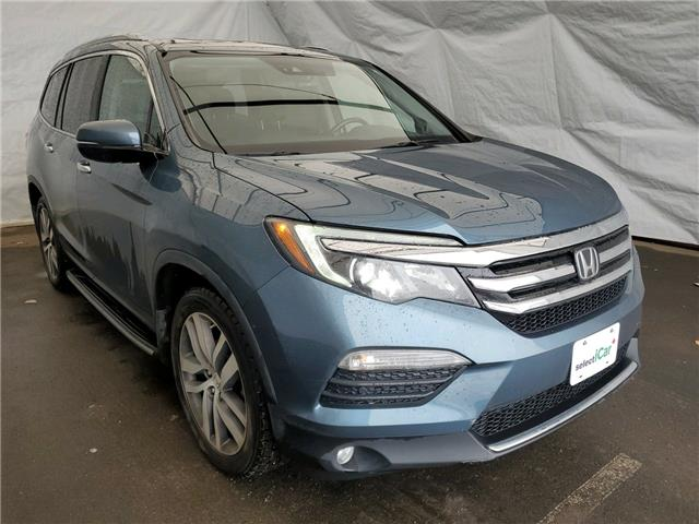 2016 Honda Pilot Touring (Stk: IU2134) in Thunder Bay - Image 1 of 17