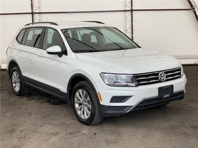 2019 Volkswagen Tiguan Trendline (Stk: 17193D) in Thunder Bay - Image 1 of 17