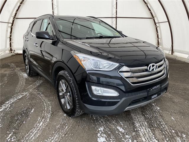2016 Hyundai Santa Fe Sport 2.4 Premium (Stk: 17196A) in Thunder Bay - Image 1 of 17