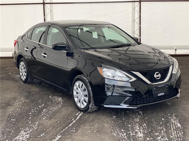 2017 Nissan Sentra 1.8 SV (Stk: 17173A) in Thunder Bay - Image 1 of 17