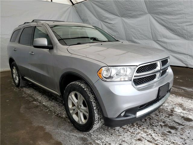 2013 Dodge Durango SXT (Stk: I19251) in Thunder Bay - Image 1 of 16