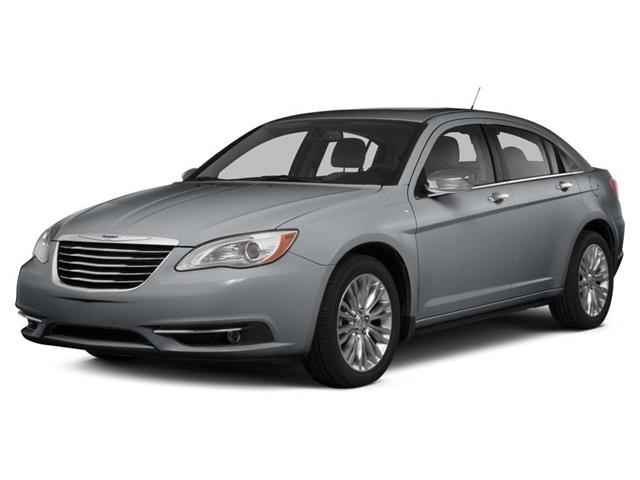 2014 Chrysler 200 LX (Stk: IU2207) in Thunder Bay - Image 1 of 10