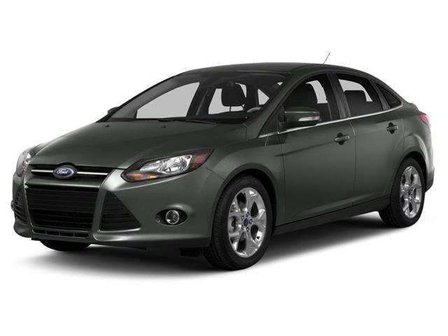 2014 Ford Focus Titanium (Stk: 2111531) in Thunder Bay - Image 1 of 10