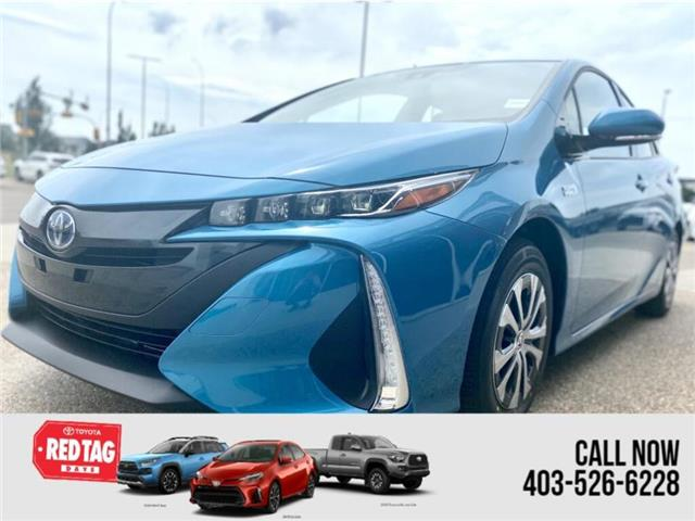 2020 Toyota Prius Prime Base (Stk: KA0535) in Medicine Hat - Image 1 of 21