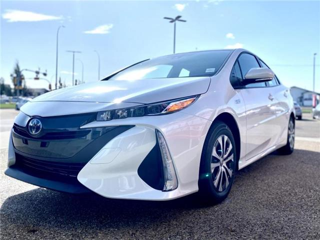 2021 Toyota Prius Prime Upgrade (Stk: KA4608) in Medicine Hat - Image 1 of 19