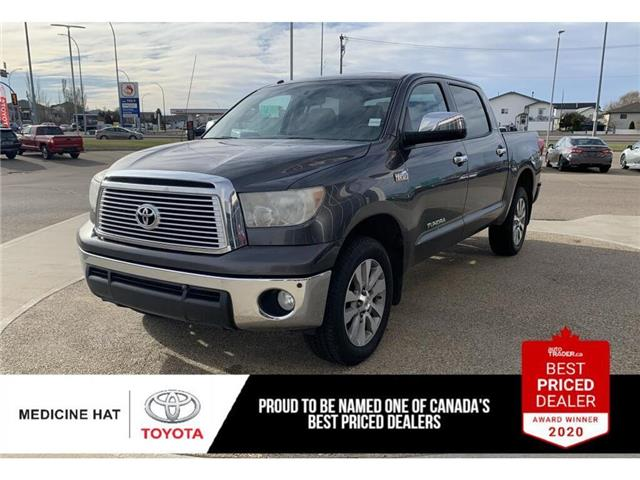 2013 Toyota Tundra Limited 5.7L V8 (Stk: DZ4555A) in Medicine Hat - Image 1 of 22