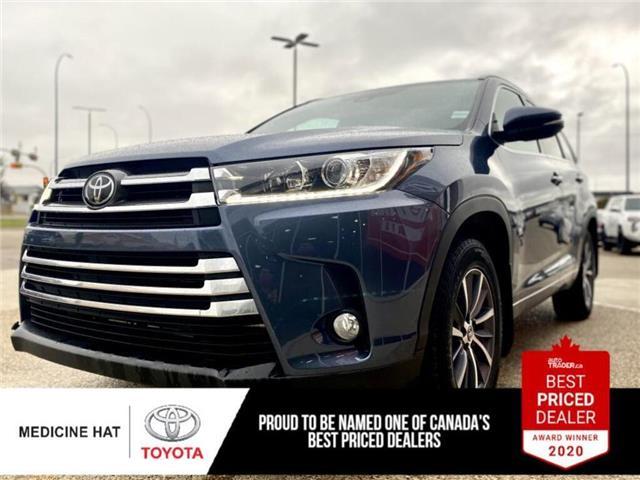 2018 Toyota Highlander XLE (Stk: P1429) in Medicine Hat - Image 1 of 21