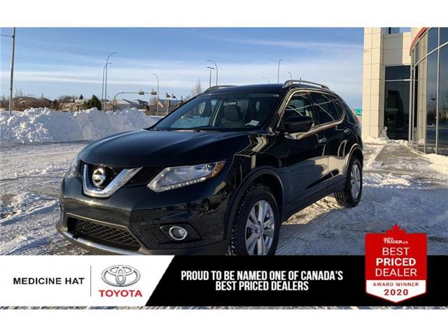 2016 Nissan Rogue SV (Stk: BW3791A) in Medicine Hat - Image 1 of 23