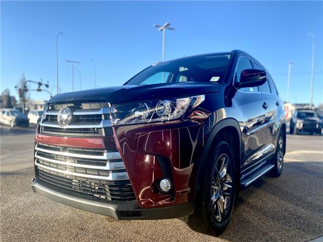 2018 Toyota Highlander Limited (Stk: DZ9021A) in Medicine Hat - Image 1 of 20