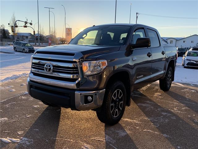 2017 Toyota Tundra SR5 Plus 5.7L V8 (Stk: P1466) in Medicine Hat - Image 1 of 23