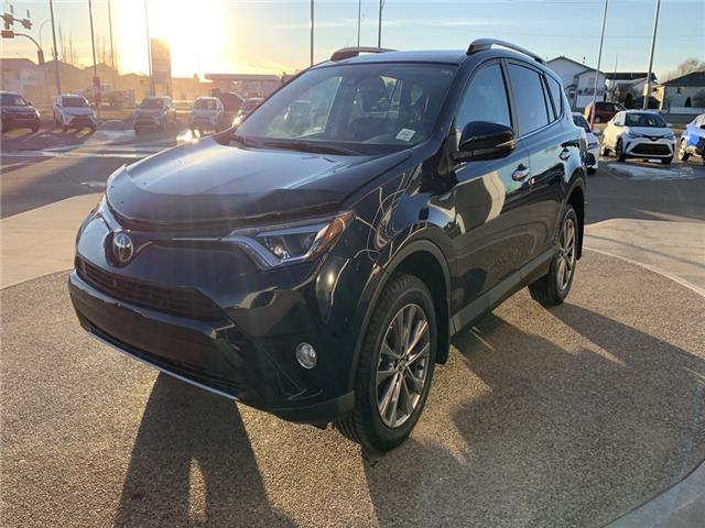 2017 Toyota RAV4 Limited (Stk: P1471) in Medicine Hat - Image 1 of 23