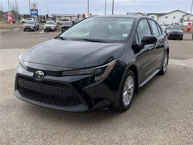 2021 Toyota Corolla LE (Stk: BP6866) in Medicine Hat - Image 1 of 24