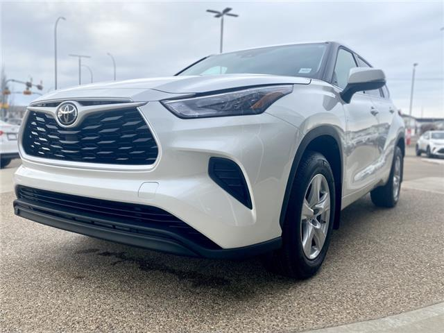 2021 Toyota Highlander LE (Stk: GZ0281A) in Medicine Hat - Image 1 of 20