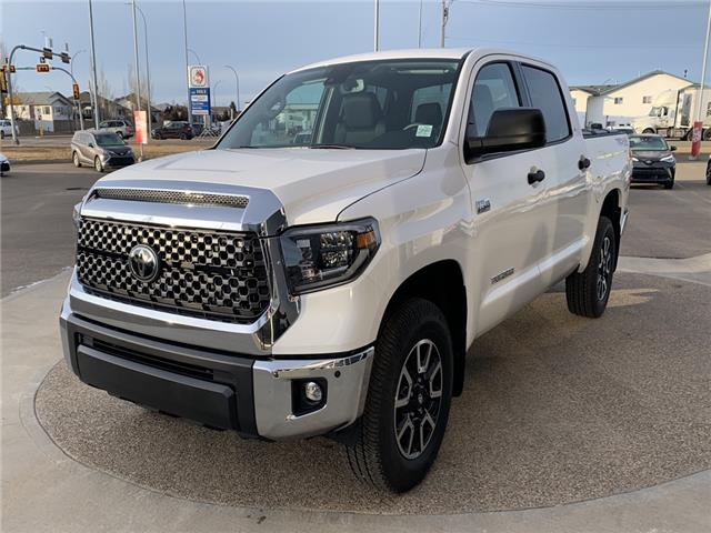 2021 Toyota Tundra SR5 (Stk: DY1833) in Medicine Hat - Image 1 of 27