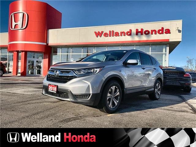 2018 Honda CR-V LX (Stk: U20295) in Welland - Image 1 of 22