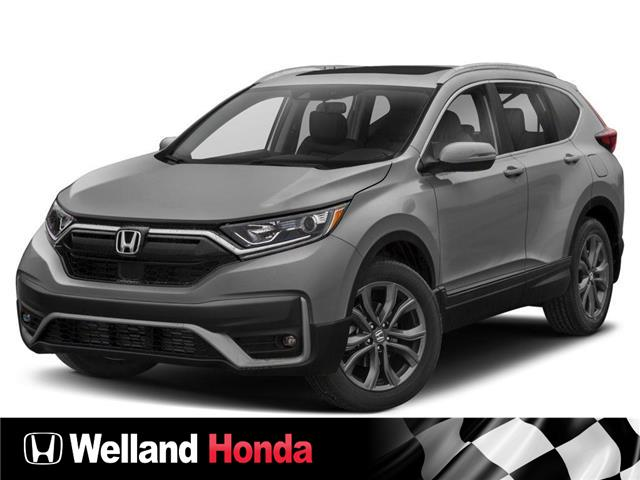 2021 Honda CR-V Sport (Stk: N21033) in Welland - Image 1 of 9