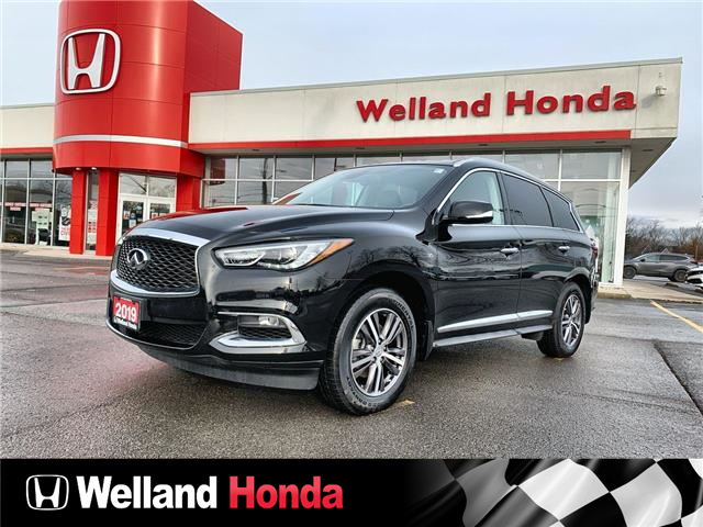 2019 Infiniti QX60 Pure (Stk: U6883) in Welland - Image 1 of 24