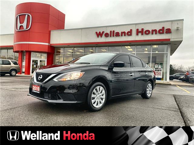 2019 Nissan Sentra 1.8 SV (Stk: U6882) in Welland - Image 1 of 22