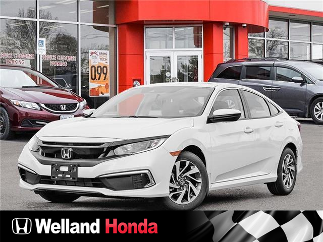 2021 Honda Civic EX (Stk: N21010) in Welland - Image 1 of 23
