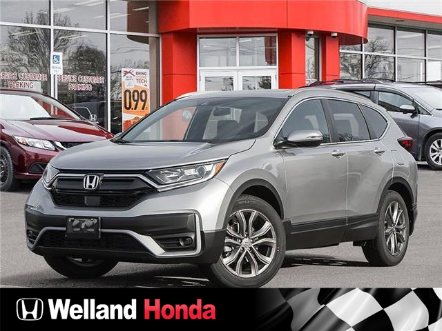 2021 Honda CR-V Sport (Stk: N21016) in Welland - Image 1 of 23