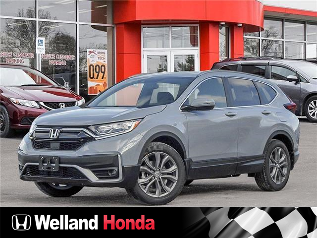 2021 Honda CR-V Sport (Stk: N21019) in Welland - Image 1 of 23