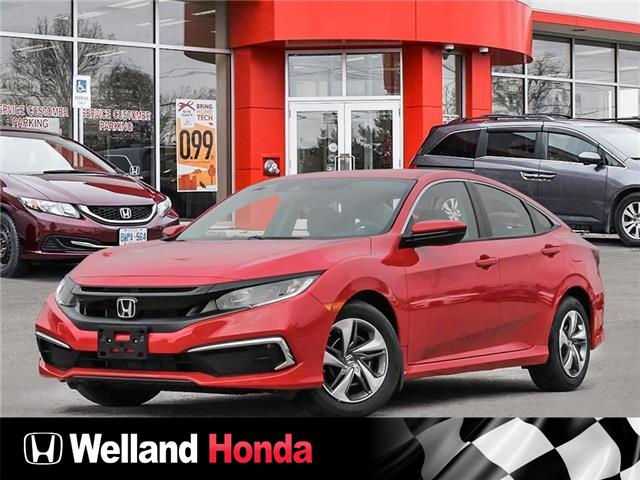2021 Honda Civic LX (Stk: N21025) in Welland - Image 1 of 23