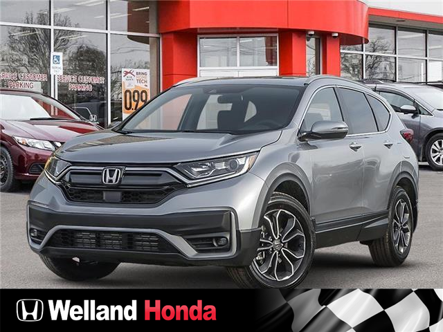 2021 Honda CR-V EX-L (Stk: N21042) in Welland - Image 1 of 16