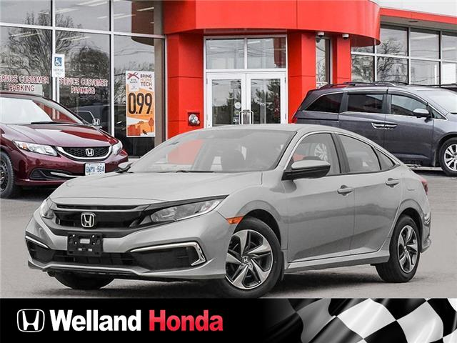 2021 Honda Civic LX (Stk: N21060) in Welland - Image 1 of 23
