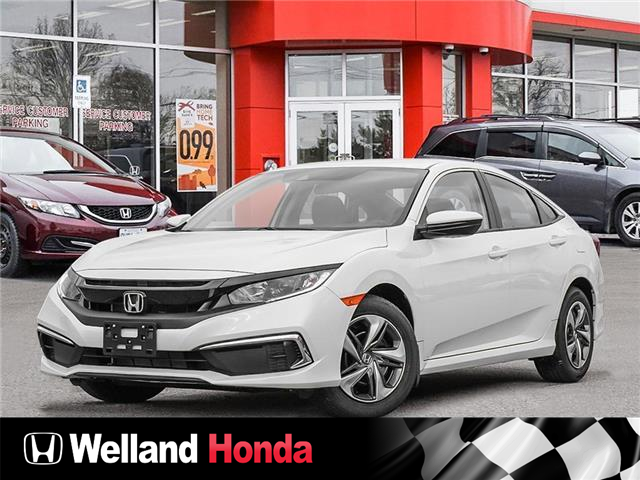 2021 Honda Civic LX (Stk: N21066) in Welland - Image 1 of 23