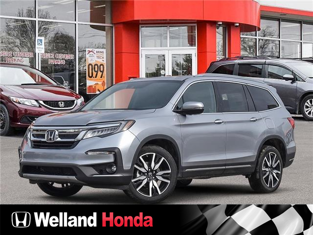 2021 Honda Pilot Touring 7P (Stk: N21072) in Welland - Image 1 of 23