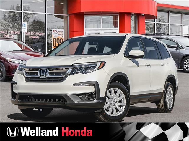 2021 Honda Pilot LX (Stk: N21075) in Welland - Image 1 of 23
