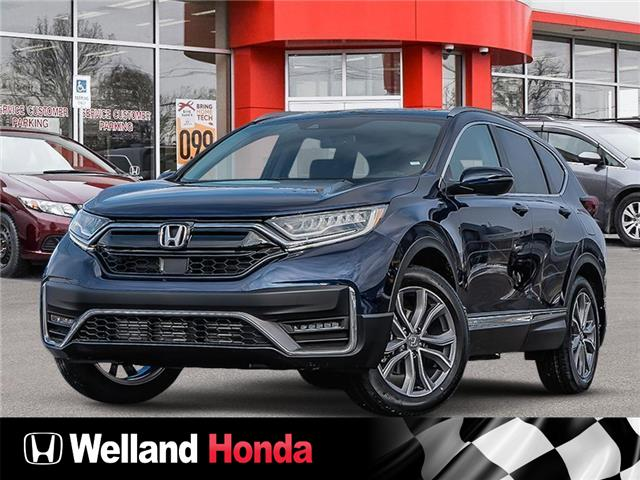 2021 Honda CR-V Touring (Stk: N21080) in Welland - Image 1 of 23