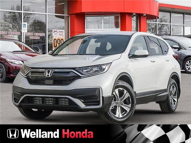 2021 Honda CR-V LX 2HKRW2H26MH210232 N21085 in Welland