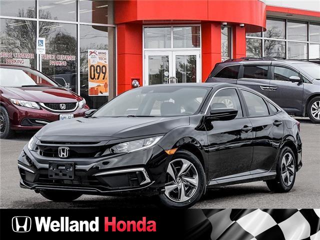2021 Honda Civic LX (Stk: N21091) in Welland - Image 1 of 23