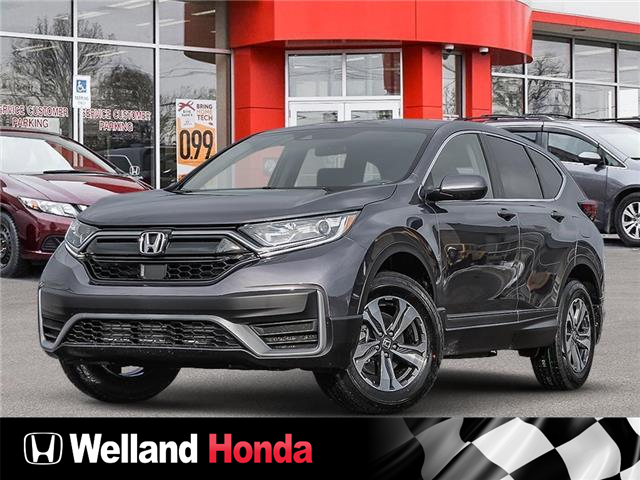 2021 Honda CR-V LX 2HKRW2H21MH210462 N21096 in Welland