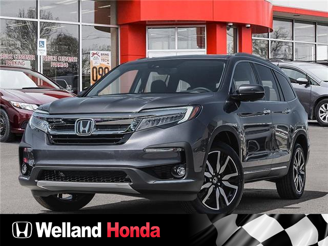 2021 Honda Pilot Touring 7P (Stk: N21099) in Welland - Image 1 of 21