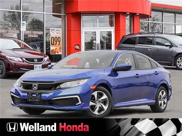 2021 Honda Civic LX (Stk: N21103) in Welland - Image 1 of 23