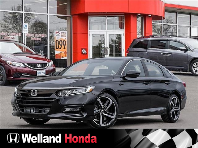 2021 Honda Accord Sport 1.5T (Stk: N21116) in Welland - Image 1 of 23