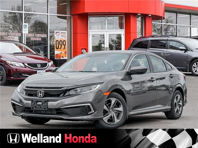 2021 Honda Civic LX (Stk: N21119) in Welland - Image 1 of 23