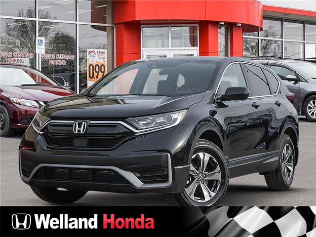 2021 Honda CR-V LX (Stk: N21140) in Welland - Image 1 of 23