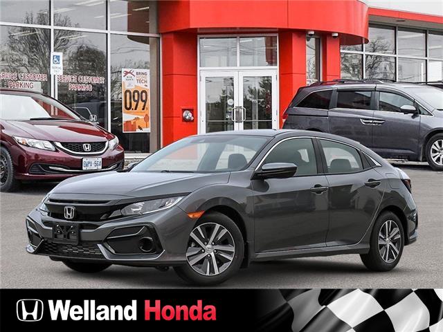 2020 Honda Civic LX (Stk: N20270) in Welland - Image 1 of 23