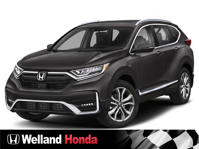 2021 Honda CR-V Touring (Stk: N21162) in Welland - Image 1 of 9