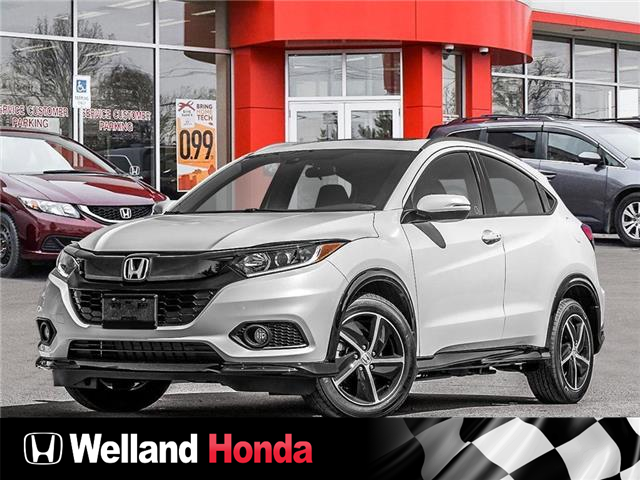 2021 Honda HR-V Sport (Stk: N21175) in Welland - Image 1 of 23