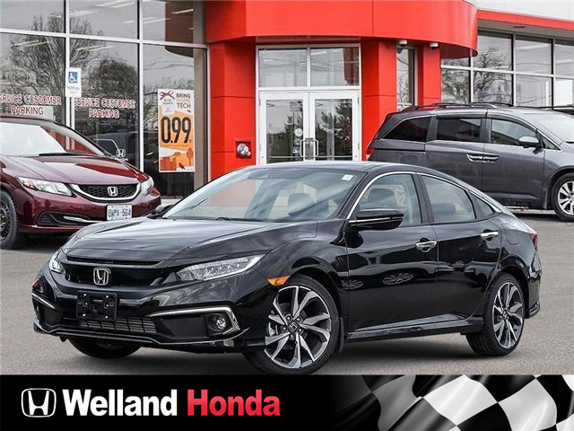 2021 Honda Civic Touring (Stk: N21177) in Welland - Image 1 of 23