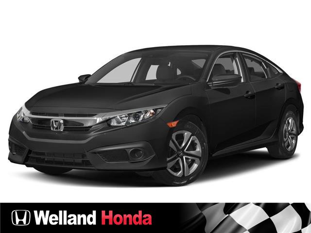 2017 Honda Civic LX (Stk: U20438) in Welland - Image 1 of 9