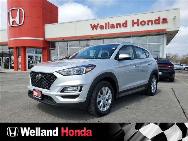 2019 Hyundai Tucson Preferred (Stk: U6906) in Welland - Image 1 of 20