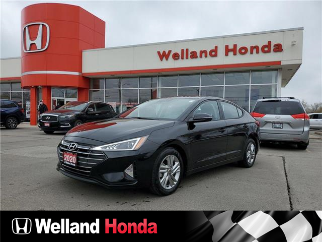2020 Hyundai Elantra Luxury (Stk: U6907) in Welland - Image 1 of 20