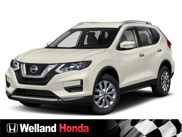 2017 Nissan Rogue SL Platinum (Stk: U6913) in Welland - Image 1 of 9