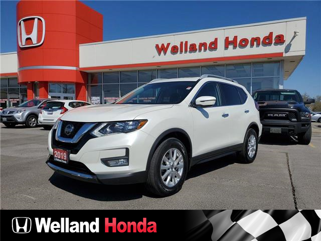 2019 Nissan Rogue S (Stk: U6909) in Welland - Image 1 of 20