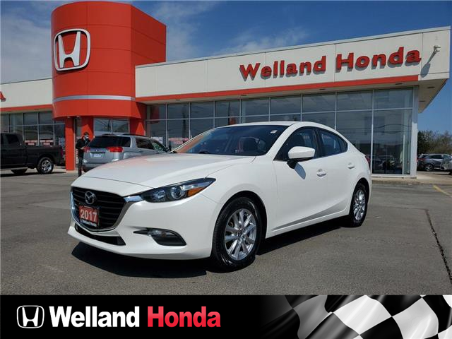 2017 Mazda Mazda3 GS (Stk: U6911) in Welland - Image 1 of 18
